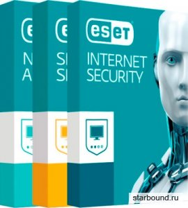 ESET NOD32 Antivirus / Internet Security / Smart Security Premium 11.0.154.0 Final
