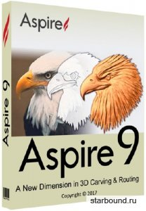 Vectric Aspire 9.012 + Clipart