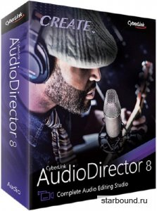 CyberLink AudioDirector Ultra 8.0.2406.0 + Rus
