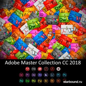 Adobe Master Collection CC 2018 by m0nkrus