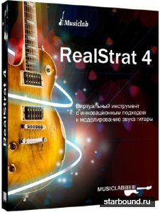 MusicLab RealStrat 4.0.0.7250 + Portable