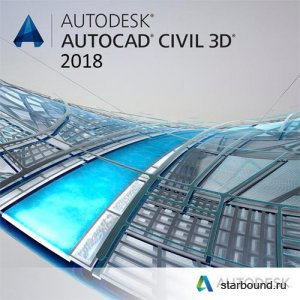 Autodesk AutoCAD Civil 3D 2018.1.1 (.2.0) by m0nkrus