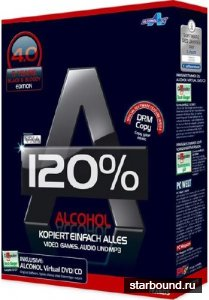 Alcohol 120% 2.0.3 Build 10121 Retail