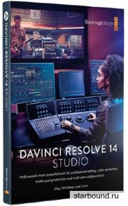 Davinci Resolve Studio 14.3.0014 RePack by PooShock