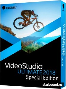 Corel VideoStudio Ultimate 2018 21.1.0.89 Special Edition