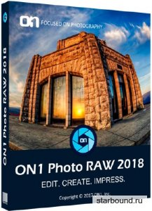 ON1 Photo RAW 2018.1 v.12.1.0.4929 (x64)