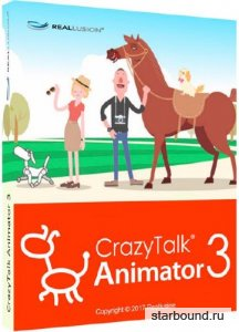 Reallusion CrazyTalk Animator 3.22.2426.1 Pipeline + Resource Pack + Bundle