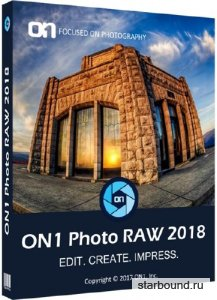 ON1 Photo RAW 2018.1 v.12.1.1.5088