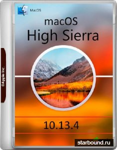 macOS High Sierra 10.13.4 Build 17E199 (2018/MULTi/RUS)