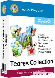 Teorex Collection 04.2018 Portable