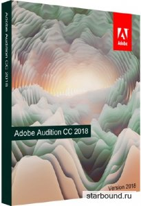 Adobe Audition CC 2018 11.1.0.184 RePack by KpoJIuK