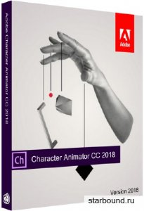Adobe Character Animator CC 2018 1.5.0.138 RePack by KpoJIuK