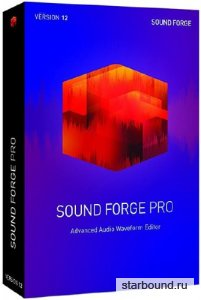 MAGIX Sound Forge Pro 12.0 Build 29 + Rus