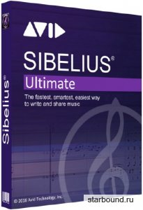 Avid Sibelius Ultimate 2018.4 Build 1696