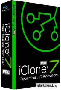 Reallusion iClone Pro 7.21.1609.2 + Resource Pack