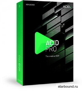 MAGIX ACID Pro 8.0 Build 143
