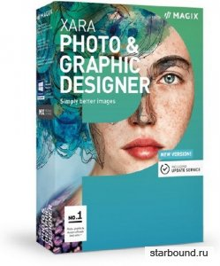 Xara Photo & Graphic Designer 15.1.0.53605