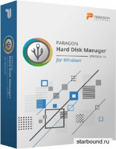 Paragon Hard Disk Manager 16.18.6