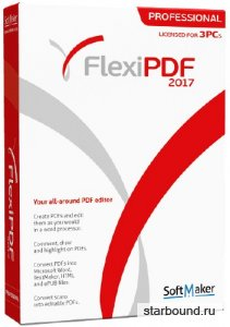 SoftMaker FlexiPDF 2017 Professional 1.10