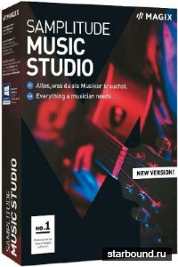 MAGIX Samplitude Music Studio 2019 24.0.0.36