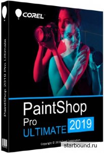 Corel PaintShop 2019 Pro 21.0.0.119 Ultimate