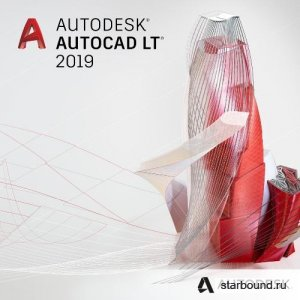 Autodesk AutoCAD LT 2019.1 by m0nkrus