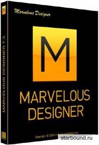 Marvelous Designer 7.5 Enterprise 4.1.101.33907