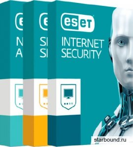 ESET NOD32 Antivirus / Internet Security / Smart Security Premium 11.2.49.0 RePack by KpoJIuK