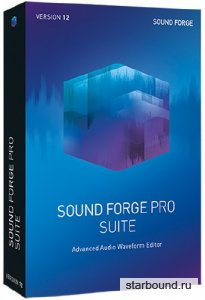 MAGIX SOUND FORGE Pro 12.1 Build 170 Suite RePack by KpoJIuK