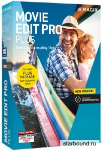 MAGIX Movie Edit Pro 2019 Plus 18.0.1.204 + Rus