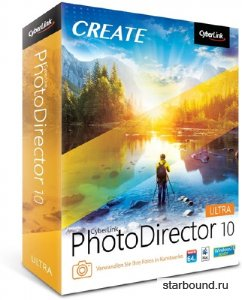 CyberLink PhotoDirector 10.0.2103.0 Ultra + Rus