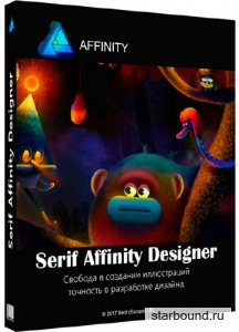 Serif Affinity Designer 1.6.5.135 RePack by KpoJIuK + Content