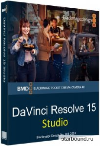 Blackmagic Design DaVinci Resolve Studio 15.1.1.5