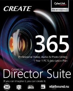 CyberLink Director Suite 365 7.0