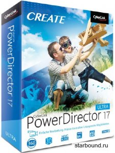 CyberLink PowerDirector 17.0.2029.0 Ultra