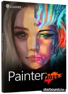 Corel Painter 2019 19.1.0.487 RePack by PooShock