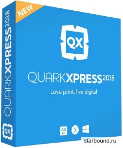 QuarkXPress 2018 14.1