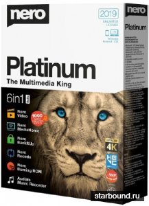 Nero Platinum 2019 Suite 20.0.05900 + Content Pack