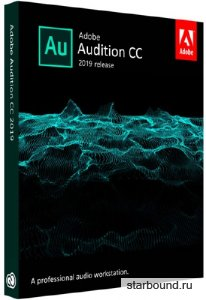 Adobe Audition CC 2019 12.0.0.241 RePack by KpoJIuK