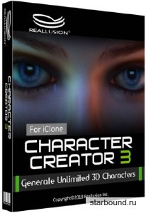 Reallusion Character Creator 3.01.1016.1 Pipeline