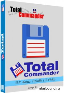 Total Commander 9.21a VIM 34 Matros Portable