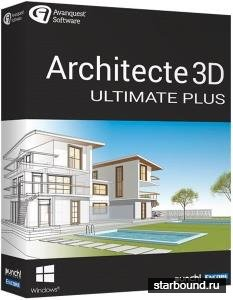 Avanquest Architect 3D Ultimate Plus 20.0.0.1022