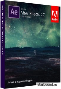 Adobe After Effects CC 2019 16.0.0.235 RePack by KpoJIuK