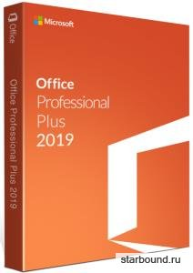 Microsoft Office 2019 Professional Plus / Standard + Visio + Project 16.0.11029.20108 (2018.12) RePack by KpoJIuK