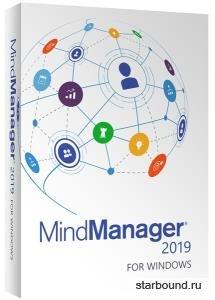 Mindjet MindManager 2019 19.1.198