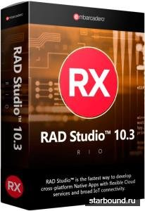 Embarcadero RAD Studio 10.3.1 Rio Architect 26.0.33219.4899 + Rus