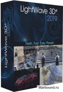 NewTek LightWave 3D 2019.0.3 Build 3117
