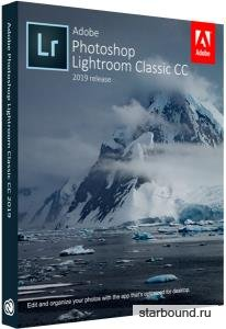 Adobe Photoshop Lightroom Classic CC 2019 8.2.1 Portable by punsh