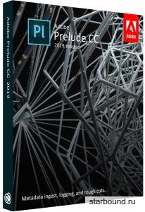 Adobe Prelude CC 2019 8.1.0.139 by m0nkrus
