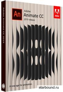 Adobe Animate CC 2019 19.2.0.405 by m0nkrus